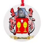 MacIlvain Round Ornament