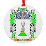 MacIlhenny Round Ornament