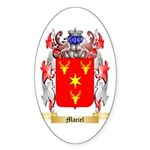 Maciel Sticker (Oval)