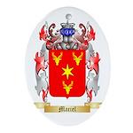 Maciel Ornament (Oval)