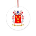 Maciel Ornament (Round)