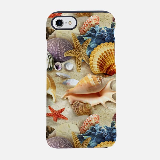 Sea Shells iPhone 7 Tough Case