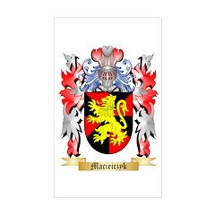Macieiczyk Sticker (Rectangle)