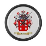 Macias Large Wall Clock