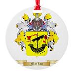 MacIan Round Ornament