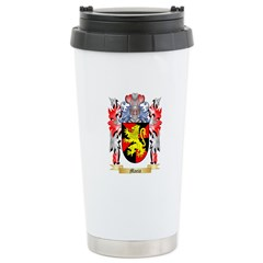 Macia Stainless Steel Travel Mug