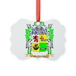 MacHutchin Picture Ornament