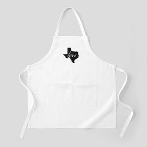 Love Texas Apron