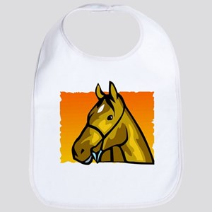 Horse (Front only) Bib