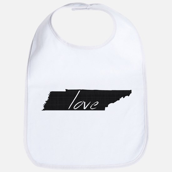 Love Tennessee Bib