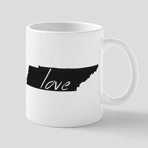 Love Tennessee Mug