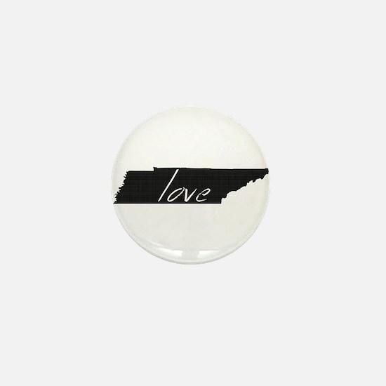 Love Tennessee Mini Button
