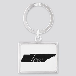 Love Tennessee Landscape Keychain