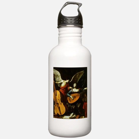 Saint Cecilia and the Sports Water Bottle