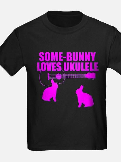 Easter Ukulele bunny T-Shirt