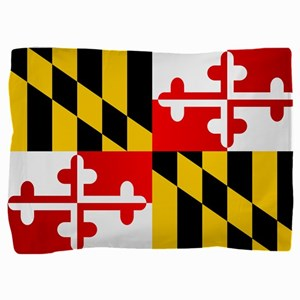 Maryland (F15)b Pillow Sham
