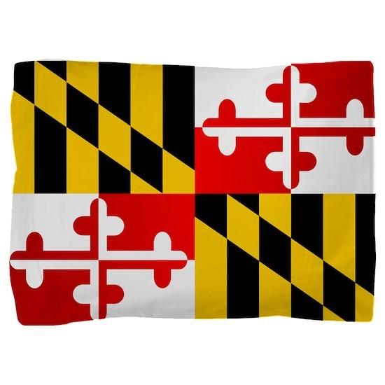 Maryland (F15)b Pillow Sham