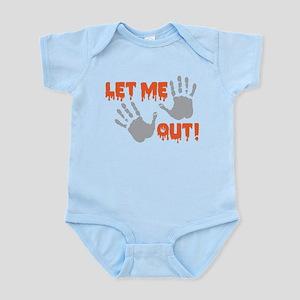 Let Me Out, Mommy's Little Pumpkin Cute Halloween