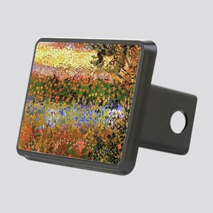 Flowering Garden by Vincent van Gogh Rectangular H
