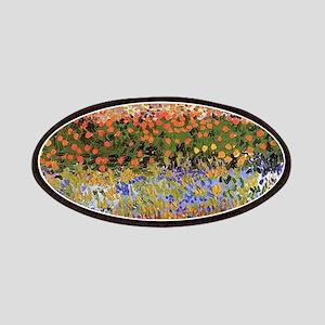 Flowering Garden by Vincent van Gogh Patch