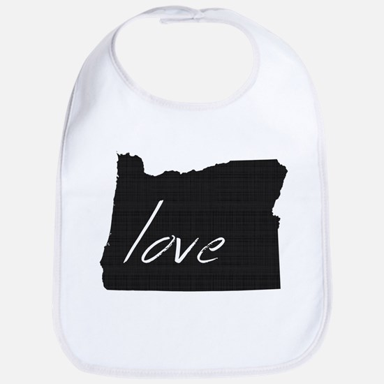Love Oregon Bib