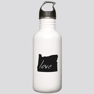 Love Oregon Stainless Water Bottle 1.0L
