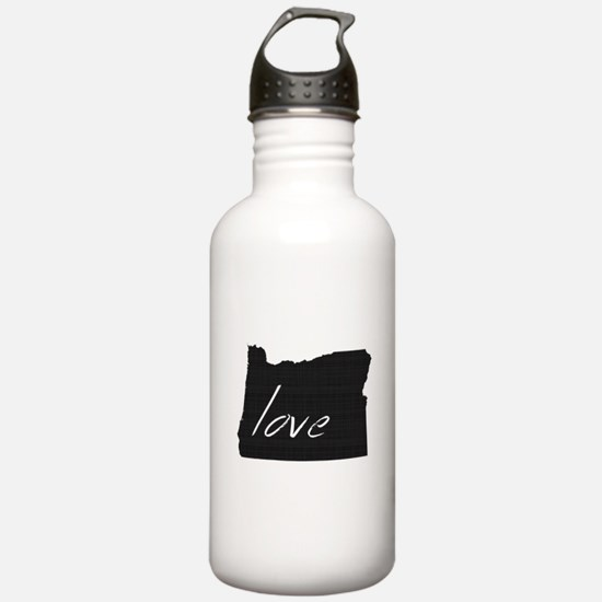 Love Oregon Water Bottle