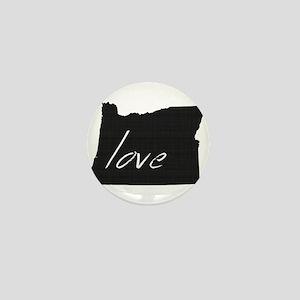 Love Oregon Mini Button