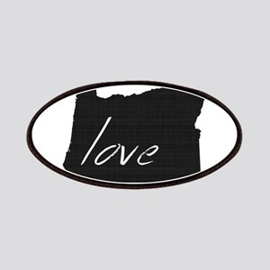 Love Oregon Patch
