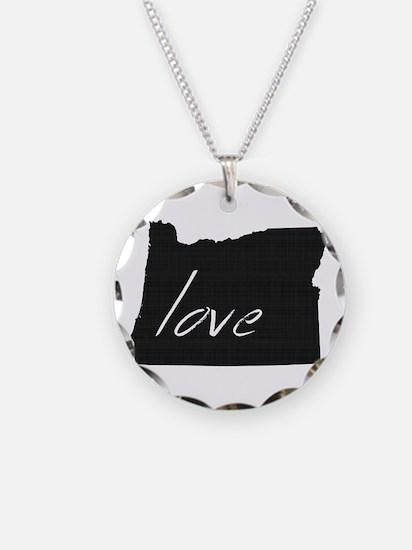 Love Oregon Necklace