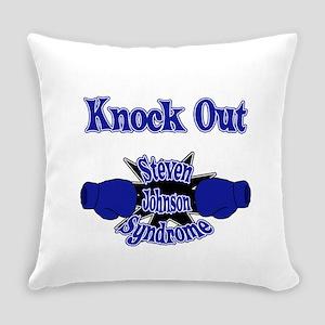 Knock Out Steven Johnson Syndrome blue Everyda