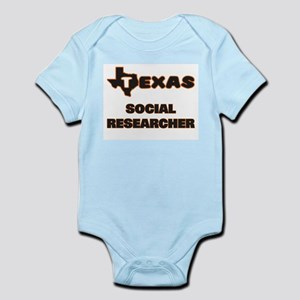Texas Social Researcher Body Suit