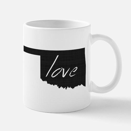 Love Oklahoma Mug