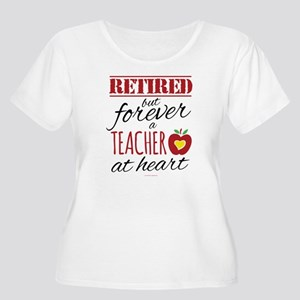 Retired But F Plus Size T-Shirt