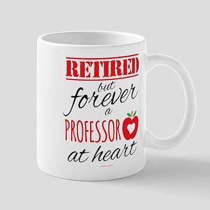 Retired Professor at Heart Mugs