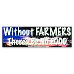 Farmers Bumper Sticker