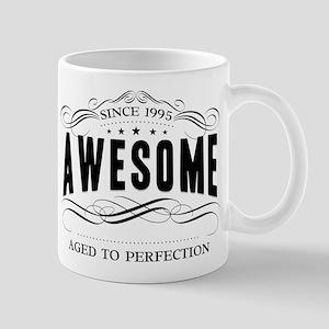 Birthday Born 1995 Awesome Mug