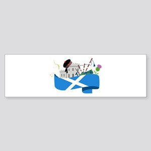 Scottish Bumper Sticker
