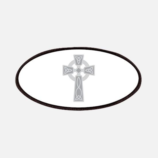 Celtic Cross Patch