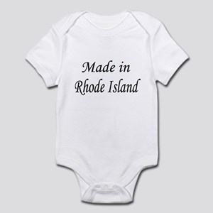 Rhode Island Infant Bodysuit