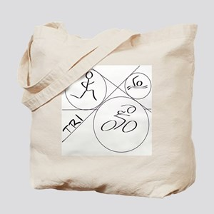 Triathlete  Tote Bag
