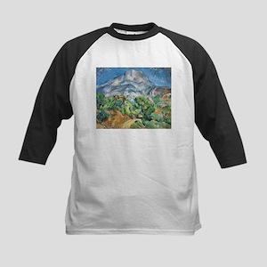 Cezanne Mont Sainte Victoire Baseball Jersey