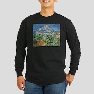 Cezanne Mont Sainte Victoire Long Sleeve T-Shirt