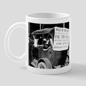 Fac-Try-Lyk Auto Paint Mug