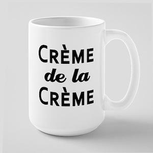 Creme de la Creme Large Mug
