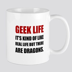 Geek Life Dragons Mugs