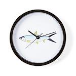Milkfish Wall Clock