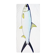 Milkfish Beach Towel