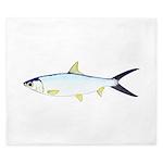 Milkfish King Duvet