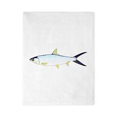 Milkfish Twin Duvet